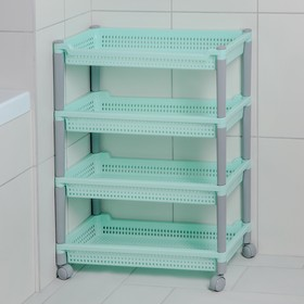 Bookcase 4-section