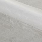 """Фетр """"Мрамор"""", ламинированный, белый, 60 см х 60 см"""