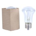 Лампа накаливания низковольтная, М50, 40 Вт, Е27, 24 В