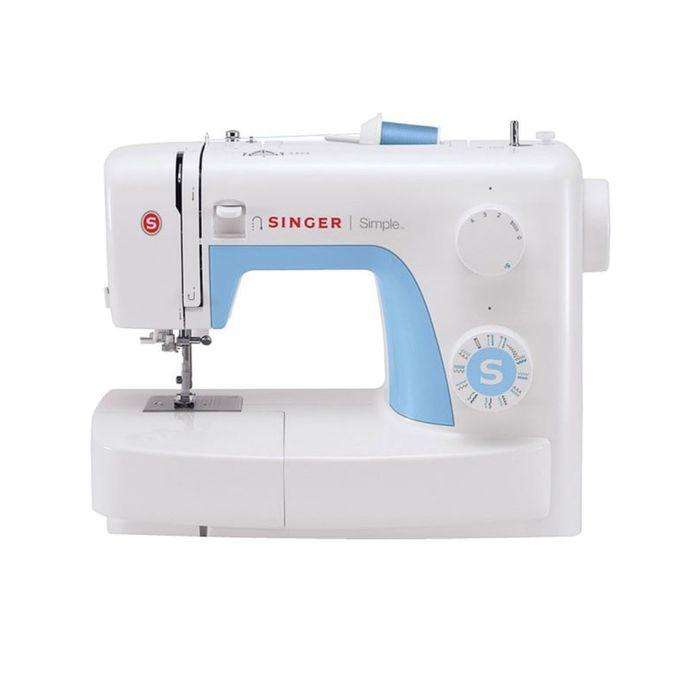 Швейная машина Singer Simple 3221, 23 операции, качающийся челнок, белая