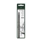 Карандаш чёрнографитный Faber-Castell PITT® Graphite Pure 200 6B круглый корпус, блистер