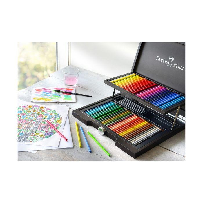 Карандаши худ цветные акварельные Faber-Castell Albrecht DÜRER® 72цв,д/п 117572