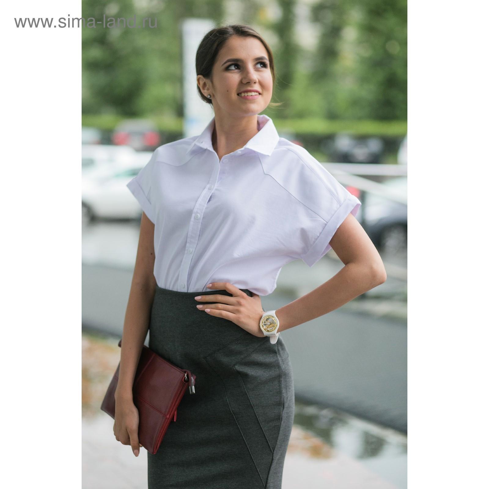 8964a92e7c7 Рубашка женская классическая