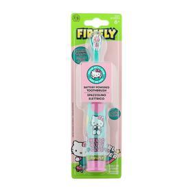 Зубная щётка Hello Kitty HK-6.5, вибрационная, мягкая, 1хАА (в комплекте)