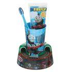 Набор Thomas&Friends ТF-13:  зубная щетка  + зубная паста + подставка