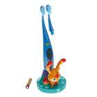 Электрическая зубная щетка Moshi Monsters Sonic MM-7, доп. насадка, подставка-игрушка
