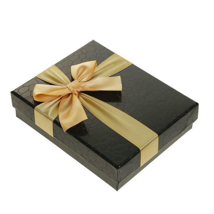 Коробка подарочная 11,5 х 14 х 3,5 см