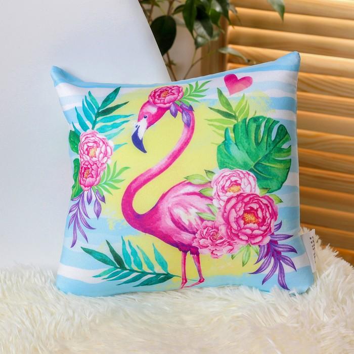 "Подушка антистресс ""Фламинго"""
