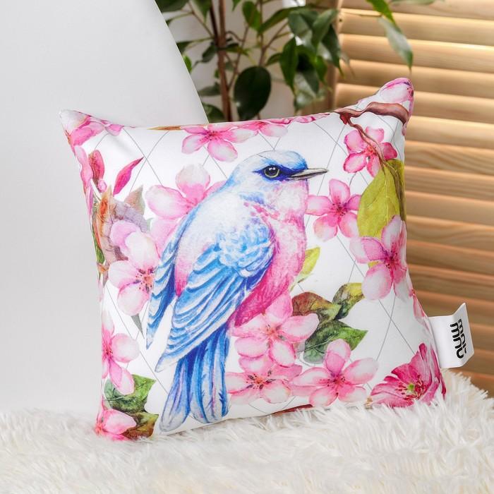 Подушка-антистресс «Цветущий сад»