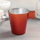 Кружка для кофе 80 мл Flashy Expresso, цвет карамель