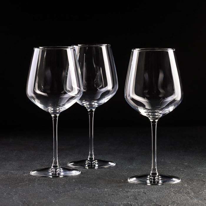 Набор бокалов для вина 470 мл Val Sur Loire, 3 шт
