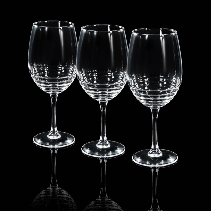 Набор бокалов для вина 360 мл Harena, 3 шт