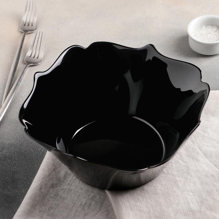 Салатник 24 см Authentic Black, 1,7 л