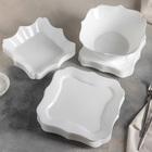 Сервиз столовый Authentic White, 19 предметов
