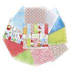 Бумага для скрапбукинга в наборе «Теплее варежек», 30,5 × 30,5 см180 гр/м
