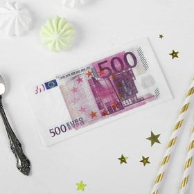 Носовые платки бумажные «500 евро»