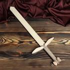 """Сувенир деревянный """"Меч короля"""", 55 см, массив бука"""