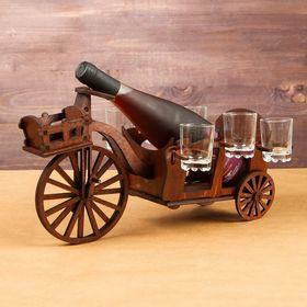 Мини-бар деревянный 'Велосипед' Ош