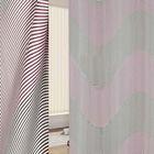 Ткань портьерная в рулоне, ширина 280 см, исполнение печать, сатен 87771