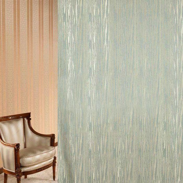 Ткань портьерная в рулоне, ширина 280 см, однотонная, жаккард 83903
