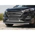 Решетка бампера Rival для Hyundai Tucson 2015-, G.2301.001