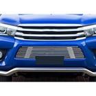 Решетка бампера Rival для Toyota Hilux 2015-, G.5701.001