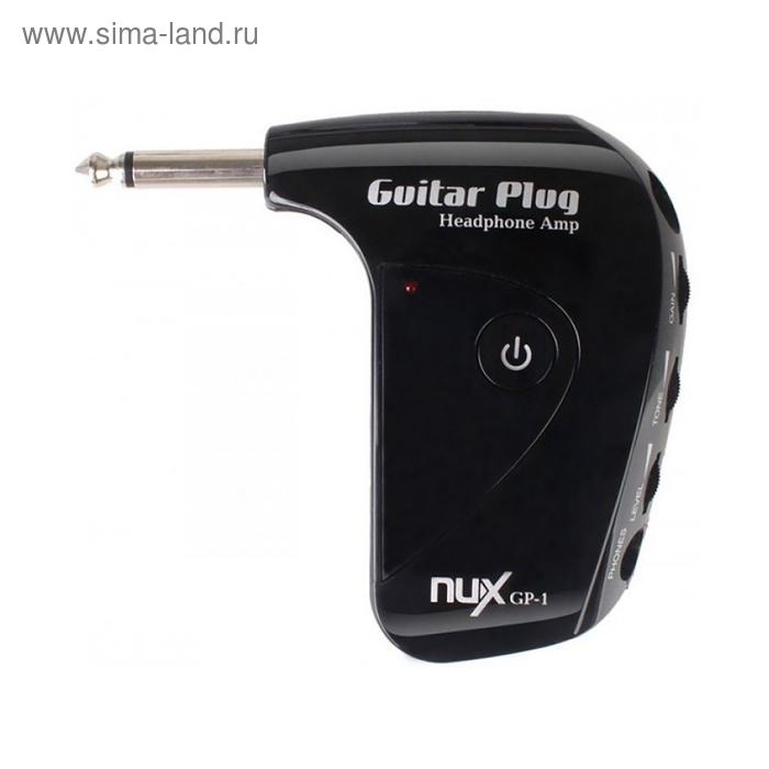 Педаль эффекта компрессор для гитары AMT Electronics GP-1 G-Packer