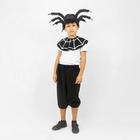 """Карнавальный костюм """"Паук"""", шапка, накидка, штанишки, рост 122-128 см"""