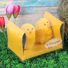 """Souvenir """"chick couple"""" (set 2 PCs)"""