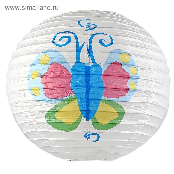 "Китайский фонарик ""Бабочка"""