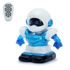 """Робот радиоуправляемый """"Космонавт"""", работает от батареек, световые и звуковые эффекты, МИКС"""