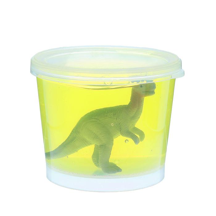 "Лизун ""Динозавр"", цвета МИКС"