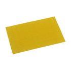 Подставка под горячее 43х29см, желтая