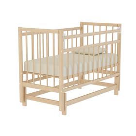 Кровать детская «Колибри Мини» маятник поперечный, цвет натуральный