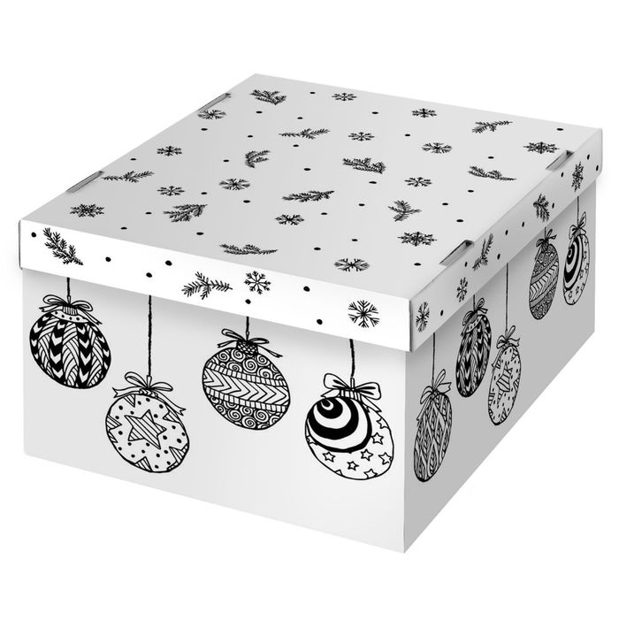Складная коробка «Приятные мелочи», 31,2 х 25,6 х 16,1 см