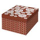 Складная коробка «Праздничное настроение», 31,2 х 25,6 х 16,1 см