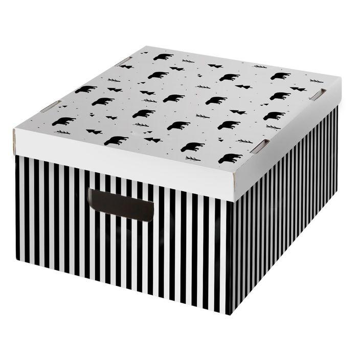 Складная коробка My lovely home, 31,2 х 25,6 х 16,1 см