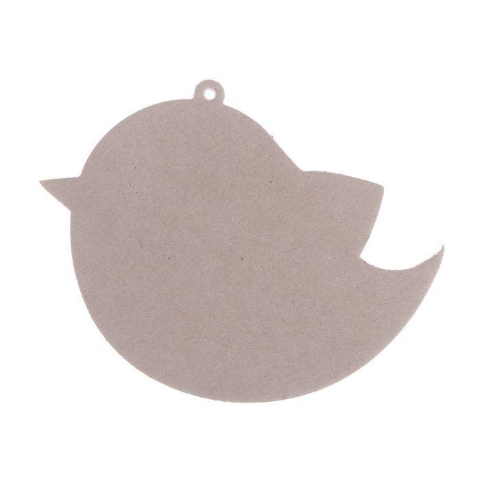 Заготовки картонные «Птички», 12 × 15 см