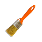 Кисть SANTOOL FOX Lignt плоская 35 мм натуральная щетина пластиковая ручка