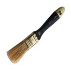 Кисть SANTOOL плоская ПРОФИ 25 мм, натуральная щетина деревянная ручка