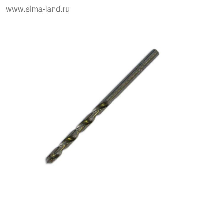 Сверло SANTOOL полированное HSS D 3,3 мм (10 шт/уп)