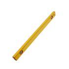 Уровень SANTOOL алюминиевый желтый 3 глазка с линейкой 60 см
