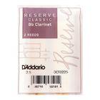 Трости Rico DCT0225 Reserve Classic  для кларнета Bb, размер 2.5, 2шт.