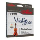 Комплект струн для скрипки Alice A706  [12] сталь/никель