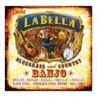 Комплект струн для 5-струнного банджо La Bella  730M-LE петли