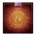Струны для мандолины D'Addario NBM11540 Nickel Bronze  фосф/бронза, Custom Medium, 11.5-40