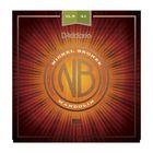 Струны для мандолины D'Addario NBM11541 Nickel Bronze  фосф/бронза, Medium-Heavy, 11.5-41