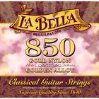 Комплект струн для классической гитары La Bella 850