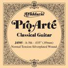 Отдельная 5-ая струна для классической гитары D'Addario J4505 Pro-Arte