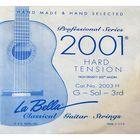 Отдельная 3-я струна La Bella 2003H  нейлоновая